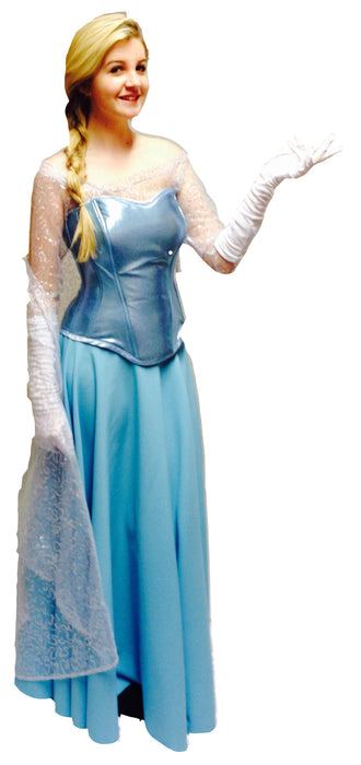 Elsa from Frozen Hire Costume