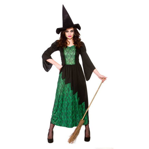 Sorcerous Witch Female Costume