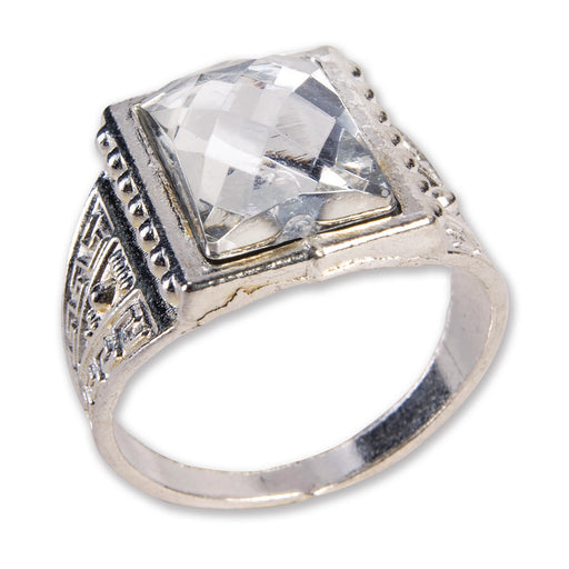 1920's Jewelled Ring - The Ultimate Party Shop