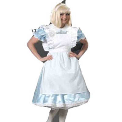 Wonderland Princess Hire Costume - The Ultimate Party Shop
