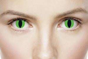 Green Alien Eye Accessories - The Ultimate Balloon & Party Shop