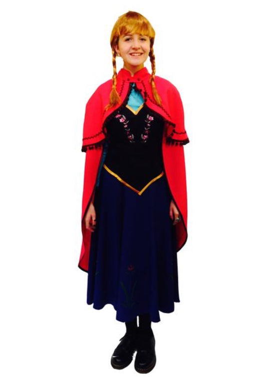 NEW Anna from Frozen Hire Costume