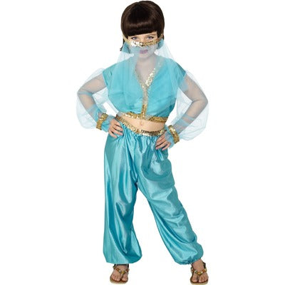 Arabian Princess Children's Costume - The Ultimate Balloon & Party Shop