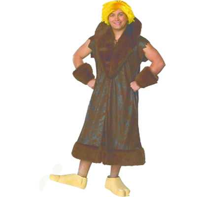 Barney Rubble from The Flintstones Hire Costume - The Ultimate Party Shop
