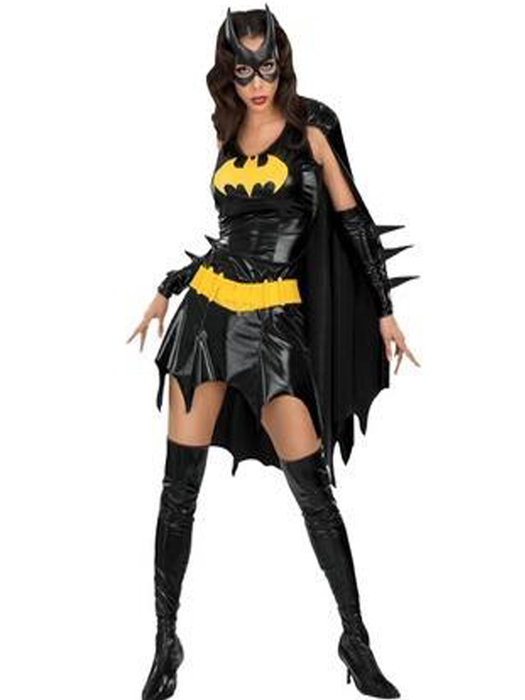 Batgirl Hire Costume - The Ultimate Party Shop