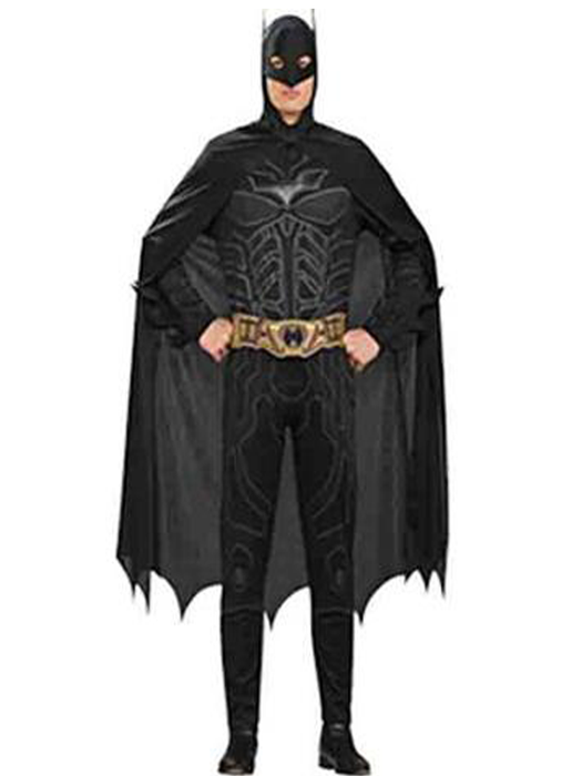 Batman from The Dark Knight Hire Costume - The Ultimate Party Shop