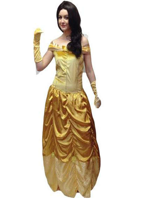 Belle from Beauty & The Beast Hire Costume