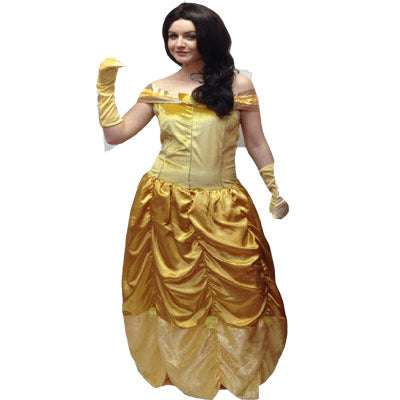 Belle from Beauty & The Beast Hire Costume - The Ultimate Balloon & Party Shop