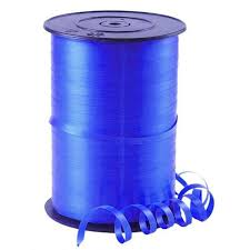 Royal Blue Balloon Ribbon - The Ultimate Balloon & Party Shop