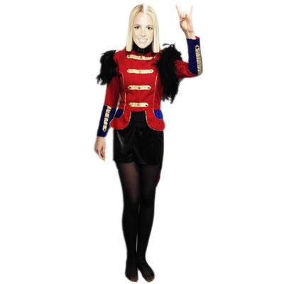 Britney Spears Circus Tour Hire Costume