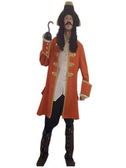 Pirate Hook Hire Costume - The Ultimate Party Shop