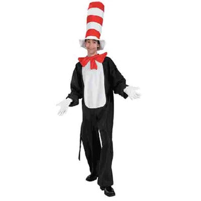 Cat In The Hat Hire Costume