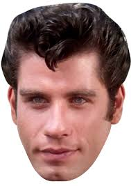 Danny (Grease) Mask - The Ultimate Party Shop