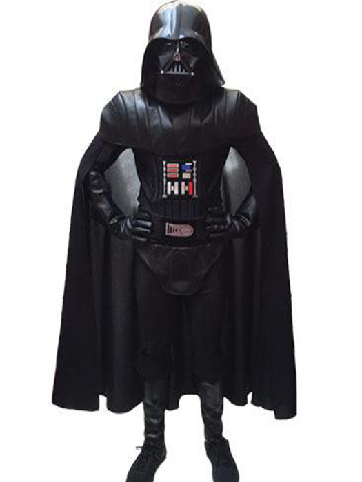 Evil Dark Lord Hire Costume - The Ultimate Balloon & Party Shop