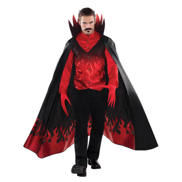 Diablo Flame Male Costume - The Ultimate Party Shop