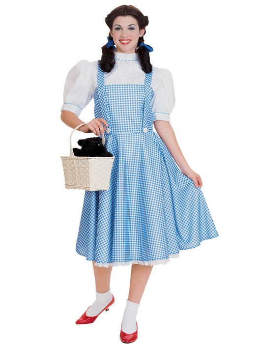 Dorothy from Wizard of Oz Hire Costume - The Ultimate Party Shop