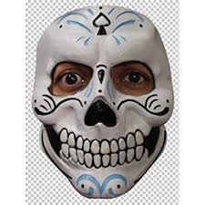 Day Of The Dead Mask - Mister Catrin
