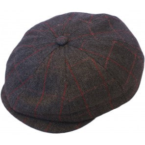 Peaky Blinders Flat Cap - News Boy - The Ultimate Balloon & Party Shop