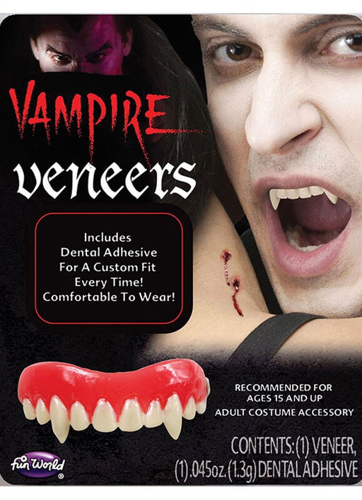 Vampire Veneer Fang Set - The Ultimate Party Shop