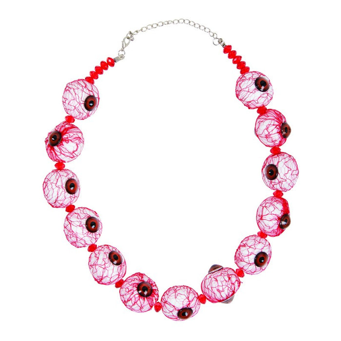 Eyeball Necklace - The Ultimate Balloon & Party Shop