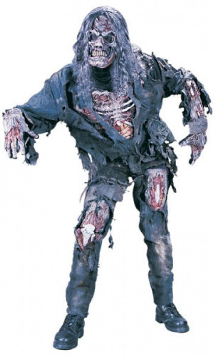 Complete Zombie Male Costume - The Ultimate Party Shop
