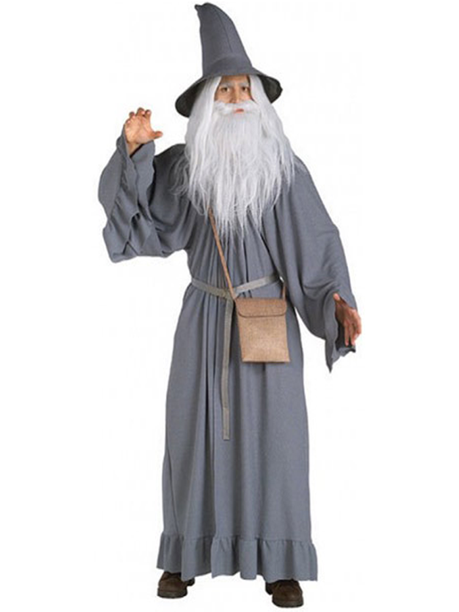 Lord Of The Rings - Gandalf Hire Costume - The Ultimate Party Shop