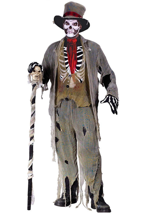 Grave Groom Skeleton Costume