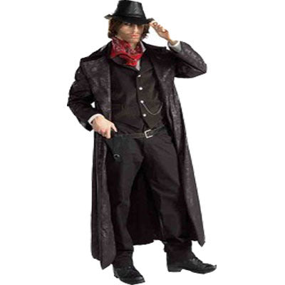 Cowboy Gunslinger Hire Costume - The Ultimate Party Shop