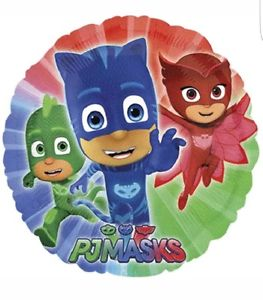 "18"" Foil PJ Masks Printed Balloon - The Ultimate Balloon & Party Shop"