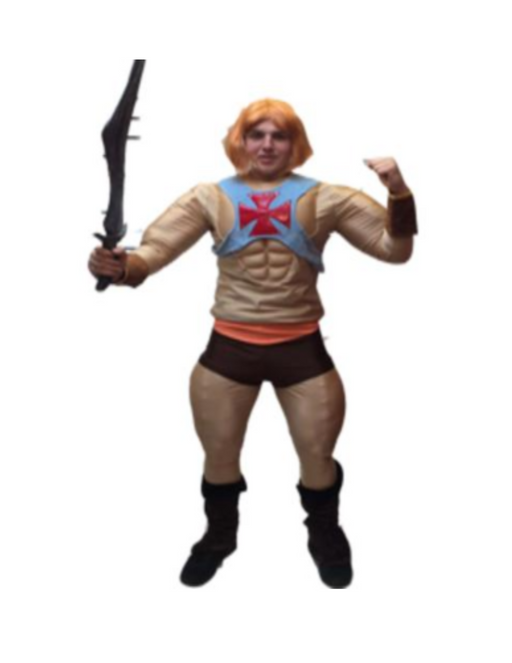 He-Man Hire Costume