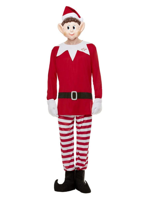 Adult Elf Naughty Costume Male - The Ultimate Balloon & Party Shop