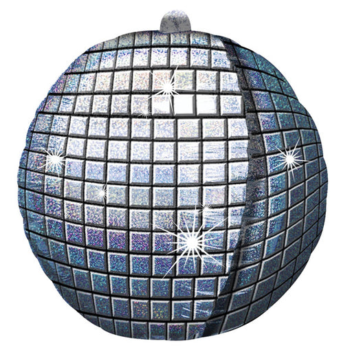 "15"" Foil Disco Ball Balloon - The Ultimate Balloon & Party Shop"