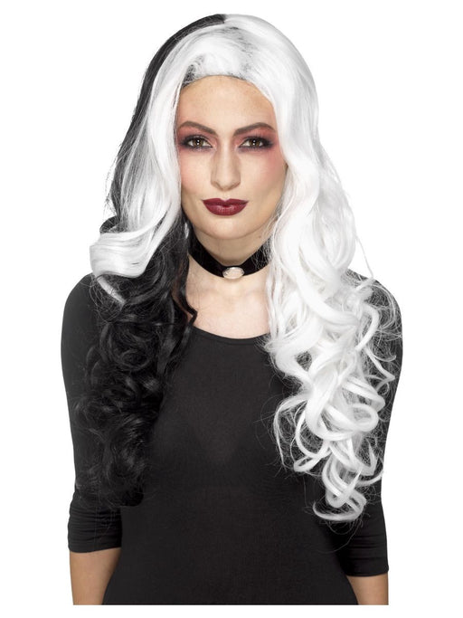 Dlx Evil Madame Wig - The Ultimate Balloon & Party Shop