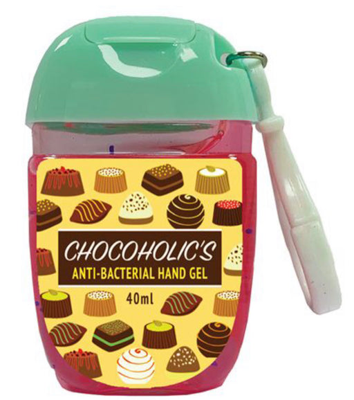Personal Hand Sanitiser - Chocoholic's. - The Ultimate Balloon & Party Shop