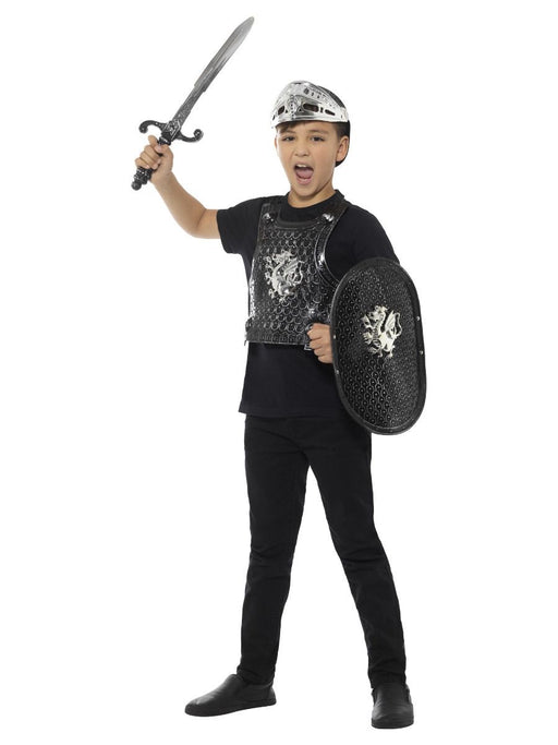 Knight Set Child's Costume One Size Small - The Ultimate Balloon & Party Shop