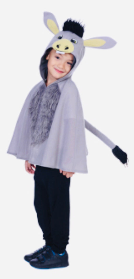 Child's Donkey Poncho - The Ultimate Balloon & Party Shop