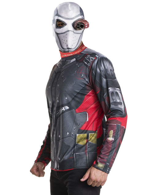Deadshot Adult Costume - The Ultimate Balloon & Party Shop