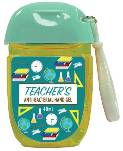Personal Hand Sanitiser - Teacher's. - The Ultimate Balloon & Party Shop