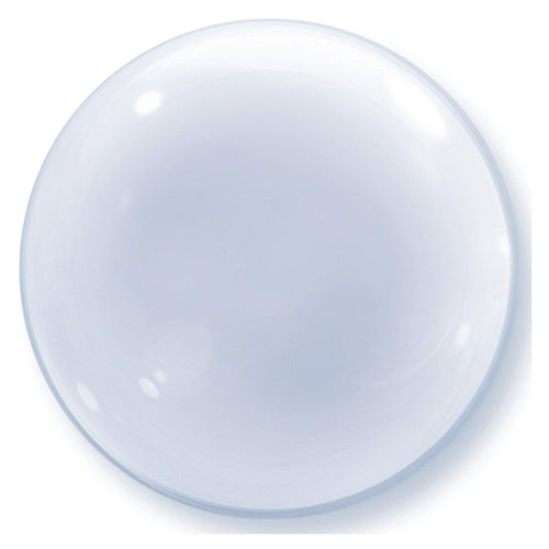"20"" Deco Bubble Clear Balloon - The Ultimate Balloon & Party Shop"