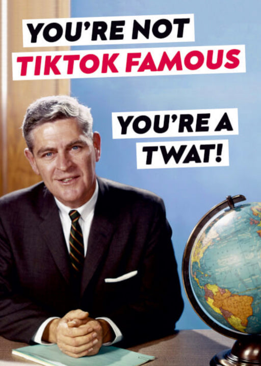 You're Not TikTok Famous. - The Ultimate Balloon & Party Shop