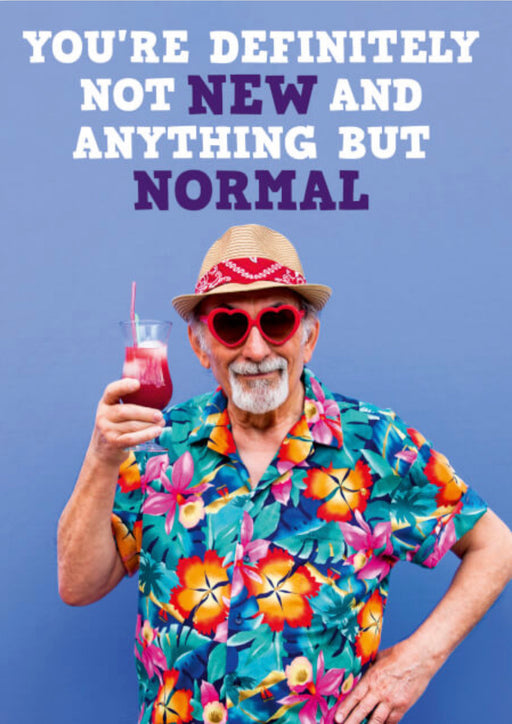 You're Anything But Normal. - The Ultimate Balloon & Party Shop