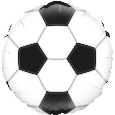 "18"" Foil Football Printed Balloon - The Ultimate Balloon & Party Shop"