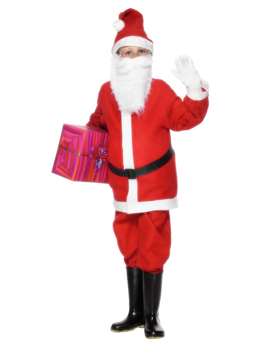 Santa Boys Costume - The Ultimate Balloon & Party Shop