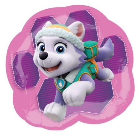 Paw Patrol Pink  Super Shape Printed Balloon - The Ultimate Balloon & Party Shop
