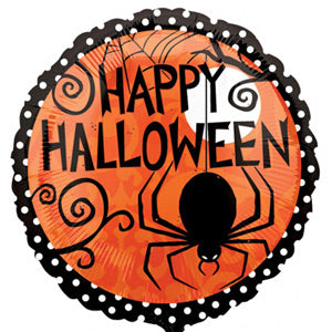 "18"" Foil Halloween Foil Printed Balloon - The Ultimate Balloon & Party Shop"