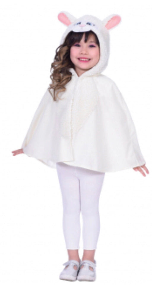 Child's Sheep Poncho - The Ultimate Balloon & Party Shop