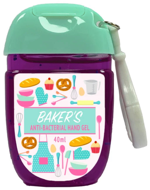 Personal Hand Sanitiser - Baker's. - The Ultimate Balloon & Party Shop