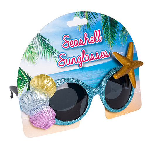 Sea Shell Sunglasses - The Ultimate Balloon & Party Shop