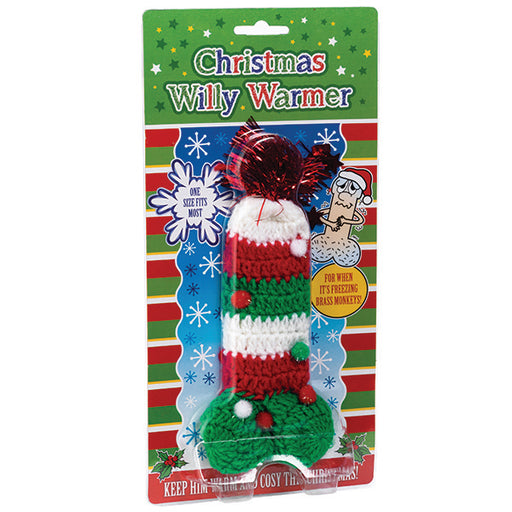 Christmas Willy Warmer - The Ultimate Balloon & Party Shop