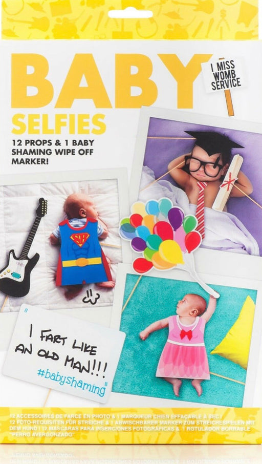 Baby Selfie Kit - The Ultimate Balloon & Party Shop